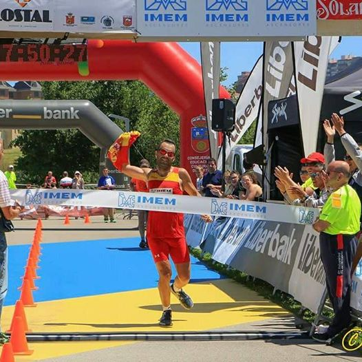 100 km santander ganador
