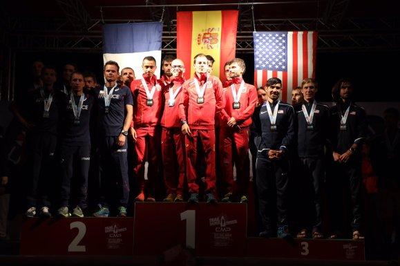 Campeonato del Mundo Trail Runing