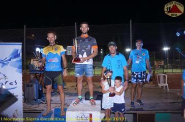 podium masculino