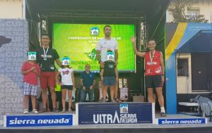 podium campeonato andalucia Ultra
