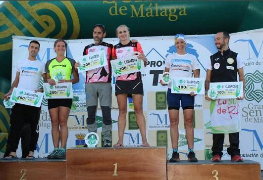 Ganadores copa Andaluca cxm en linea 2017