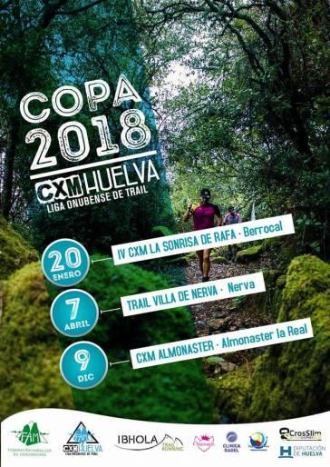 COPA TRAIL HUELVA