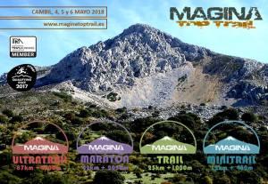 sierra magina top trail