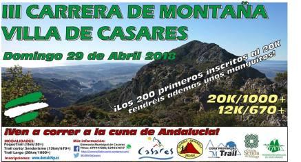 Carrera Villa de Casares 2018