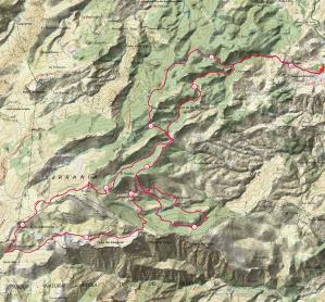 mapa pinsapo