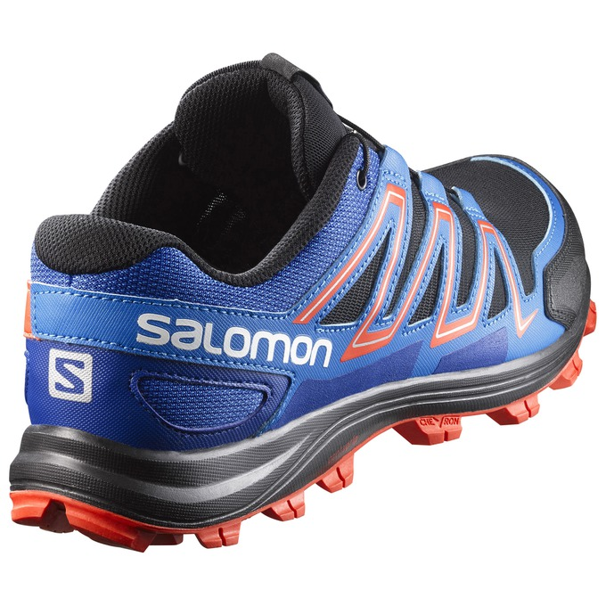 SALOMON SPEEDTRAK. LA EVOLUCIÓN DE LAS SALOMON FELLRAISER ...