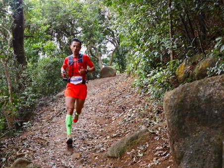 2018-Vibram-Hong-Kong-100k-third-place