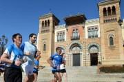 Sevilla, 22/02/2015. Zurich Maraton de Sevilla 2015. Foto: David de la Rosa
