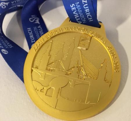 medalla sevilla