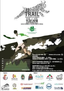 Trail Sierra VillaFranca