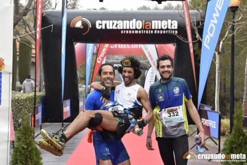 Trail running Andalucía