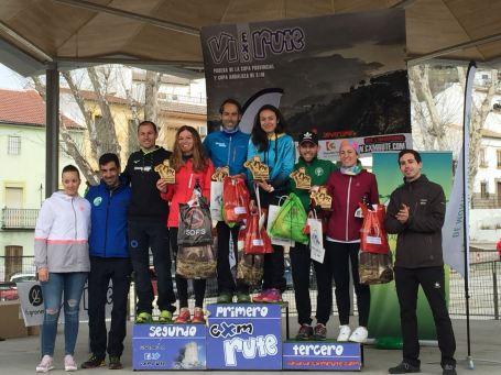 podium completo