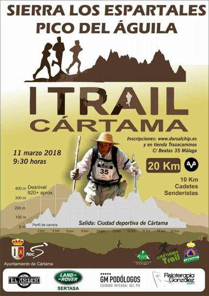 trail cartama