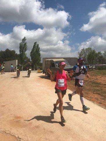 101 km femenino
