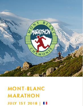 maraton Mont Blanc
