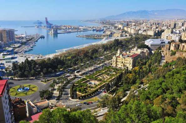 parque-de-la-alameda-de-Malaga-andalucia-costa-del-sol