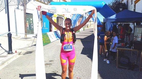 Berrea Trail Ganadora