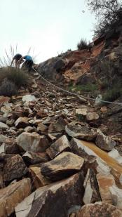 macael marmol trail 2 subida 1