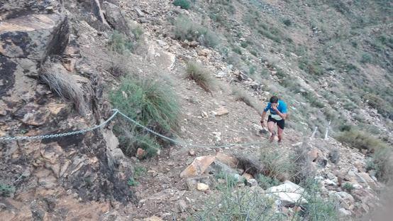 macael marmol trail 2 subida 2