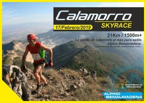 Trail Skyrace Calamorro