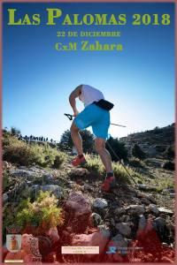 Trail de las Palomas Cartel