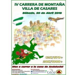 Carrera de Montaña Villa de Casares 2019