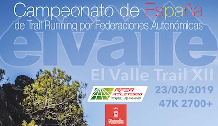 CATEL TRAIL EL VALLE 2019 BIS