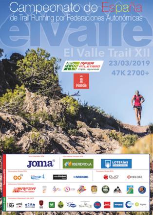 CATEL TRAIL EL VALLE 2019