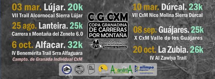 Copa Granadina CxM 2019