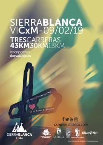 Cxm Sierra Blanca