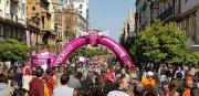 Foto: Maratón Sevilla