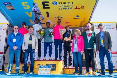 podium Sevilla 2019 masculino