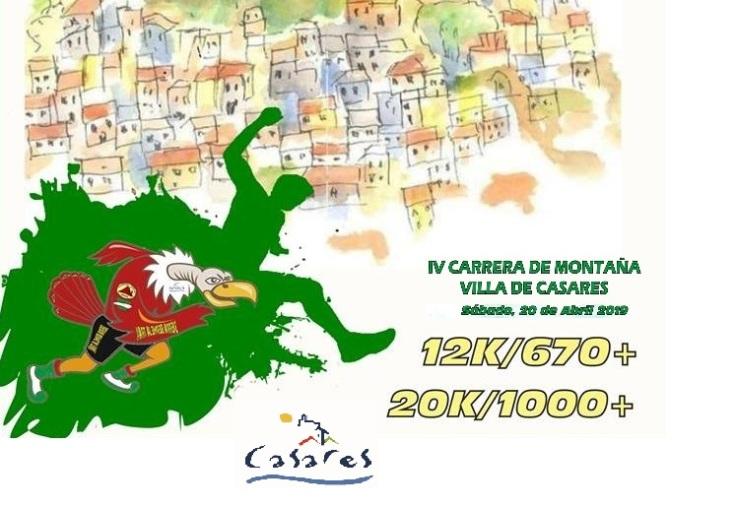 Carrera de Montaña Villa de Casares 2019 BIS