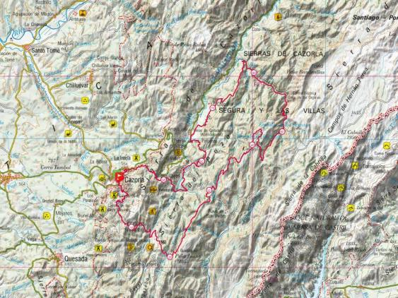 Mapa Utbs