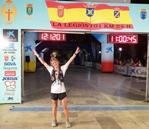 101 km Ronda Ganadora