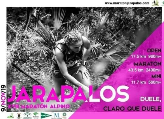 maraton alpino Jarapalos 2019