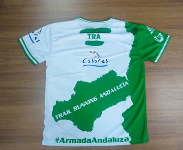 Camista TRA Trail Running Andalucia Trasera