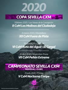 COPA SEVILLANA CXM 2020