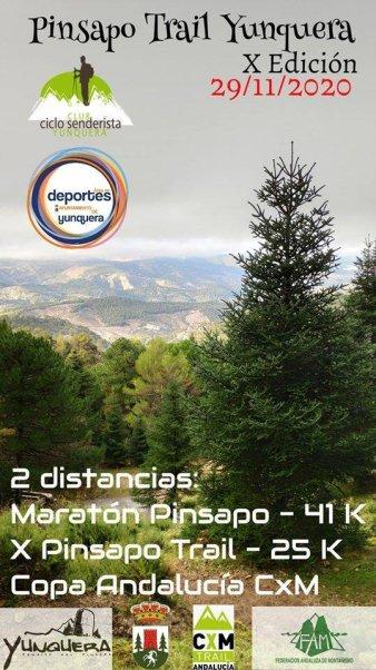 Pinsapo Trail 2020