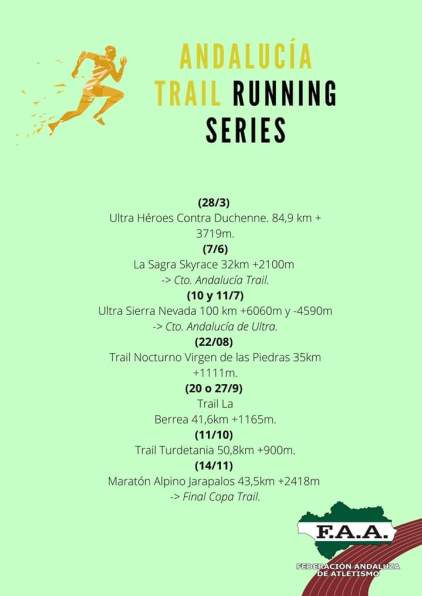 Andalucía Trail Series