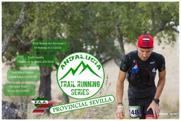 Andalucia Trail Running Series Provincial Sevilla