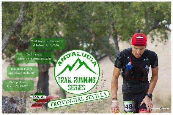 Andalucia Trail Running Series Provincial Sevilla