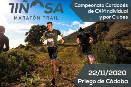 Tiñosa maraton trail