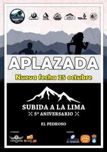 Trail subida a la Lima