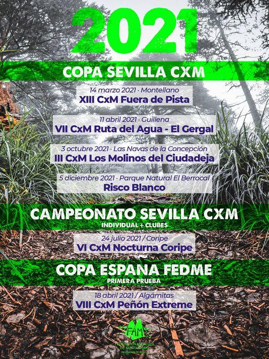 Copa Sevillana CxM 2021