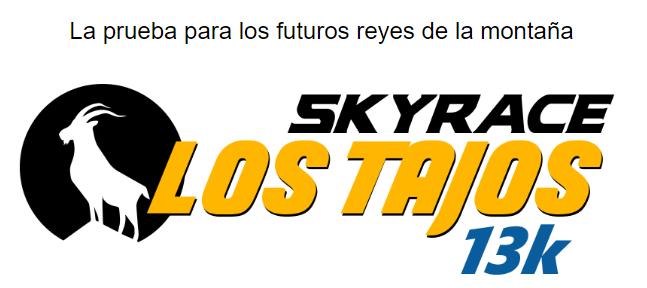 Los Tajos SkyRace 13 k