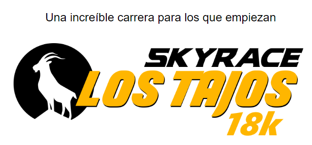 Los Tajos SkyRace 18 k